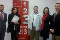 Firma Renovación Acuerdo Santander Justicia 051115